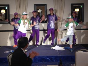 クリケットのまち昭島サポータークラブ設立総会