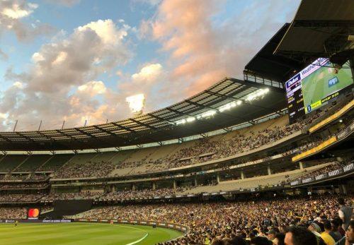Third Gillette T20 INTL vs England 観戦!!【オーストラリアツアー2018】