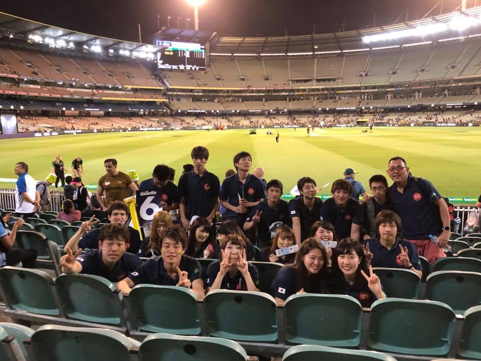 Third Gillette T20 INTL vs England観戦_3