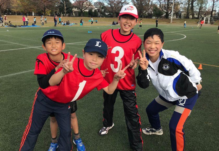 春季クリケットブラストシリーズ in 昭島