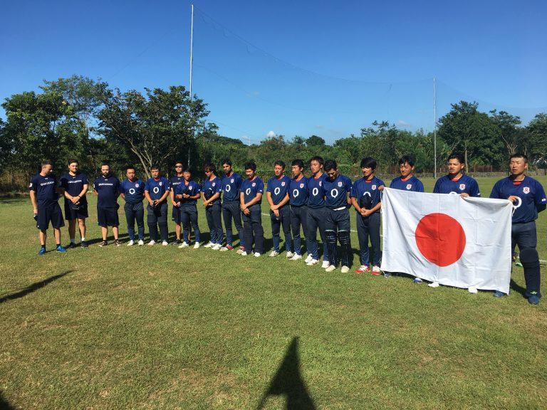 男子日本代表強化選手団の発表