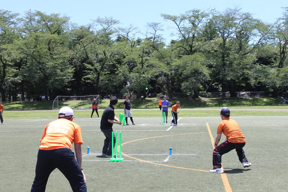 昭島クリケット祭り2019